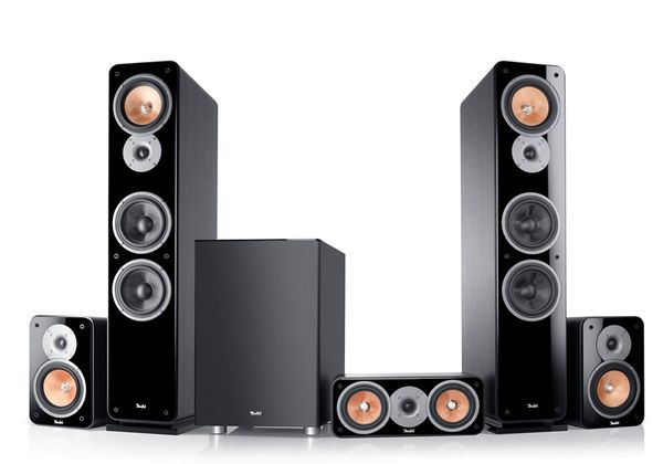 "Test Lautsprecher: Teufel Ultima 40 Surround ""5.1-Set"""