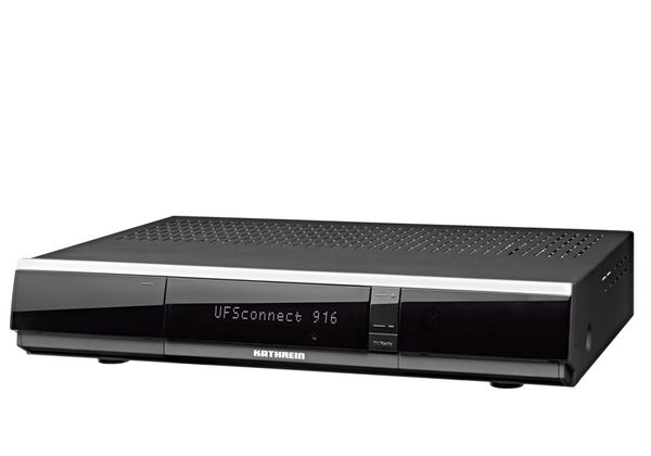 Test: Kathrein UFSconnect 916 HD-Sat-Receiver